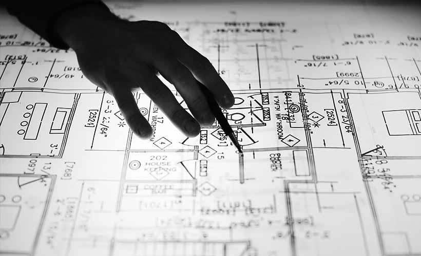 建設に関する設計業務