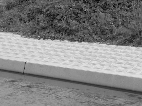 凸型張ブロック(控15㎝)